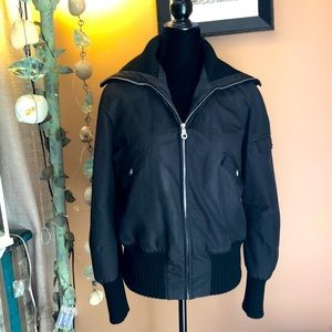 Chanel Bomber CC Coco Graphic Jacket